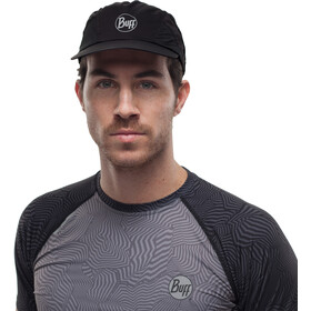 Buff Pro Run Cap r-solid black
